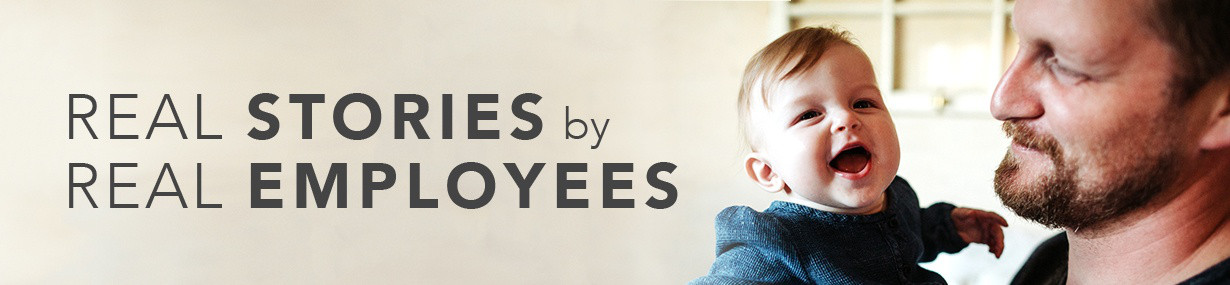 Care@Work Employee Blog Series Featuring Gabe Shore
