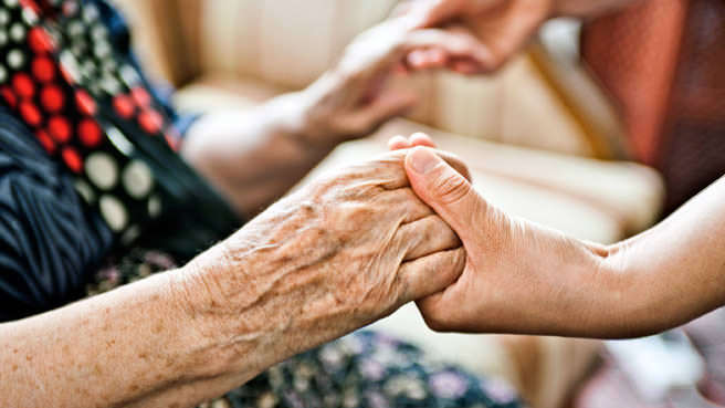Help your employees open up about caregiving responsibilities.